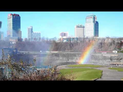 Niagara Falls -Natural Wonder | Glidecam HD1000