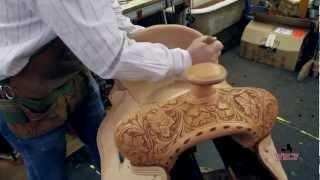 getlinkyoutube.com-The Making of the 2013 WRCF Saddle (Made by Oliver Saddle Shop) -- Zeb Oliver, WRCA