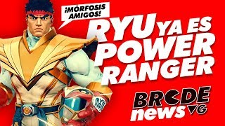 Ryu ya es Power Ranger