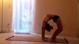 getlinkyoutube.com-Backbends and Drop Backs in Ashtanga Yoga  with Kino