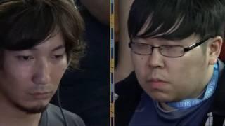 SFV: BST Daigo vs EG Justin Wong - EVO 2016 Day 2 - CPT 2016