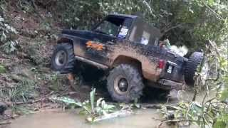 getlinkyoutube.com-4x4 ulu salan,menuruni tebing sungai