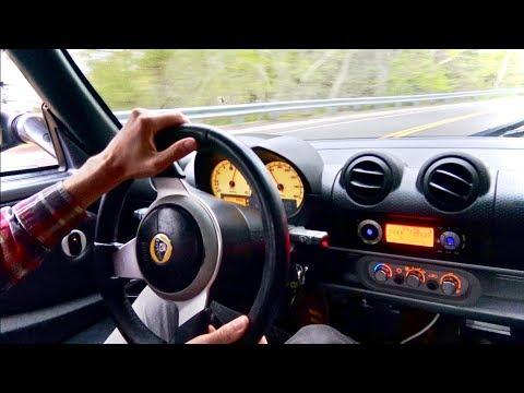 Secret Stash - Lotus Elise - Raw Drive