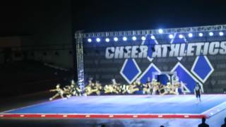 getlinkyoutube.com-Cheer Athletics Wildcats IOC5 16-17 Showcase