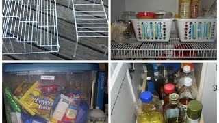 getlinkyoutube.com-أفضل ترتيب لخزانة المطبخ قبل رمضان2015~organizing the kitchen pantry