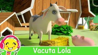 getlinkyoutube.com-Vacuta Lola - Cantece pentru copii cu animale