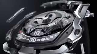 getlinkyoutube.com-Urwerk UR-105 TA Automatic Knight Watches| aBlogtoWatch