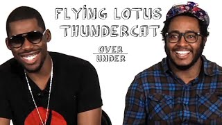 getlinkyoutube.com-Flying Lotus & Thundercat - Over / Under