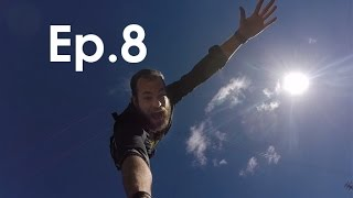 getlinkyoutube.com-Photographing The World BTS ep 8: Bungee Jumping In New Zealand