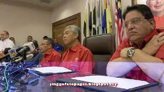 20180523 PC Majlis Tertinggi UMNO