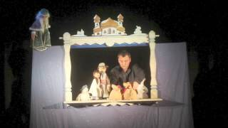 Väterchen Frost - Seifenblassen Figurentheater