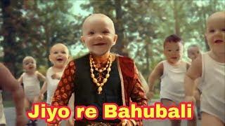 Baby Dance With Jiyo re Bahubali Song | Bahubali 2 song