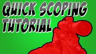 getlinkyoutube.com-MW3: How to Quick Scope in Modern Warfare 3 Tutorial
