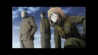 getlinkyoutube.com-Jormungand OP [HD] 1080p【Borderland - Mami Kawada】
