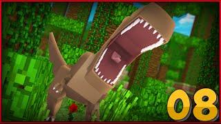"getlinkyoutube.com-Minecraft Jurassic World - Jurassic Park - RAPTORS!!! #8 - ""Jurassic Craft Roleplay"""