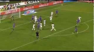 getlinkyoutube.com-Alexandre Pato vs Fiorentina Skills & Goals HD