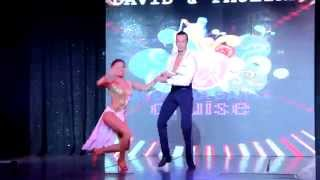 David & Paulina at Aventura Dance Cruise 2014, Friday