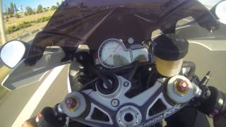 getlinkyoutube.com-BMW S1000RR TOP SPEED 322 km  (ANKARA)