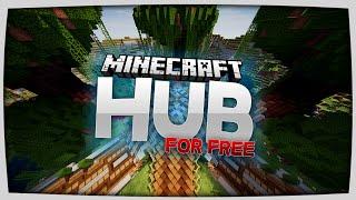 getlinkyoutube.com-Epic Minecraft Server HUB + Download