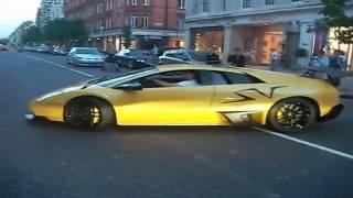 getlinkyoutube.com-Lamborghini Murcielago LP670 4SV