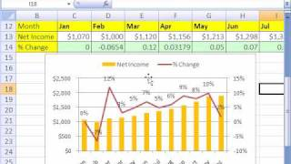 how to take percentage off a price in excel
