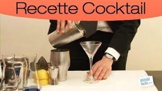getlinkyoutube.com-Cocktail : comment faire un blue lagoon ?