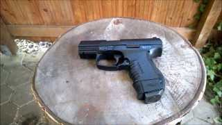 getlinkyoutube.com-Walther CP99 Compact Review / Test Co2 4,5mm BB