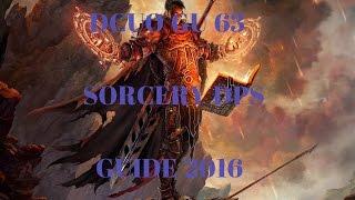 getlinkyoutube.com-DCUO GU 63 Best Dps Sorcery Dps Loadout 2016