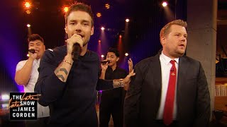 Boy Bands V. Solo Artists Riff Off W/ Liam Payne