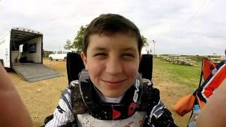 getlinkyoutube.com-Damon #122 Dirt City Post Race