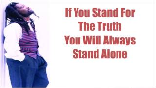 Lucky Dube - You Stand Alone ( With Lyrics )