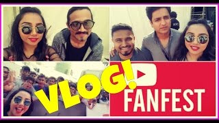 YouTube FanFest 2017 Vlog | Meeting Lovers and Creators! | MostlySane