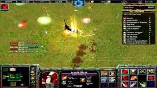 getlinkyoutube.com-Warcraft 3  Bleach vs One Piece 5.25 Trailer! (Fan made)