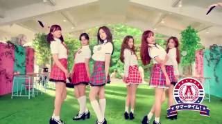 getlinkyoutube.com-Apink「サマータイム!」【Dance feat Ver (スクール篇)】