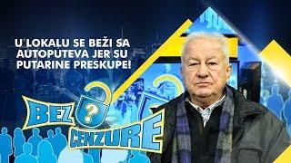 Miodrag Zec - U lokalu se beži sa autoputeva jer su putarine preskupe!