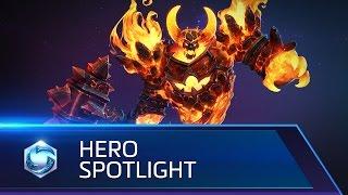 Heroes of the Storm - Ragnaros Spotlight