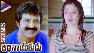 getlinkyoutube.com-Raai Laxmi Bathing Video | Adhinayakudu Telugu Movie Scenes | Balakrishna | Telugu Filmnagar