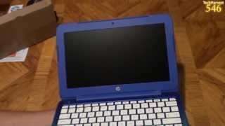 getlinkyoutube.com-$200 Windows Laptop Unboxing: HP Stream 11 (11-d010nr) Extended Cut