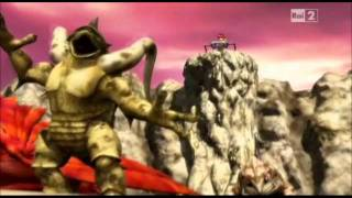 getlinkyoutube.com-Battle Spirits: Dan il Guerriero Rosso 1 2/2 ITA