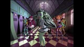 Mattel Monster High Animation Highlights