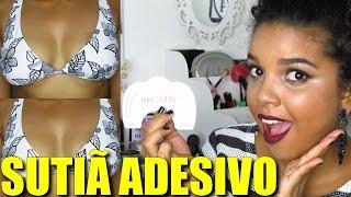 getlinkyoutube.com-Sutiã Adesivo bare lifts funciona? | Natália Sena