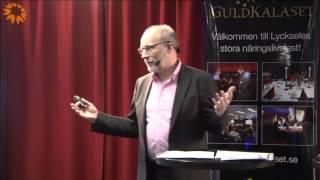 Guldkalaset 2015 - Omvärlden och Lycksele Stefan Attefall