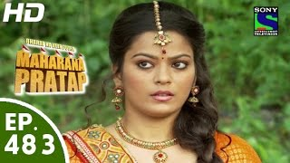 Bharat Ka Veer Putra Maharana Pratap - महाराणा प्रताप - Episode 483 - 8th September, 2015