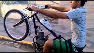 getlinkyoutube.com-Mudinho Moto Filmador Rolê pra descontrair com o breno e sua bicicleta motorizada