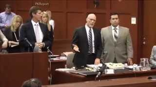 getlinkyoutube.com-Zimmerman Lawyer Don West Gets Into Argument With Judge About Prosecutors Withholding Evidence
