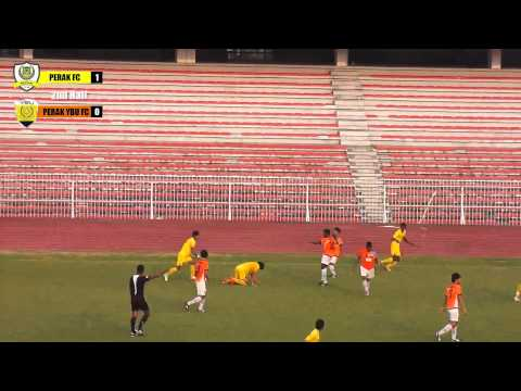 Perak FC 2-2 YBU FC | Friendly | 4 Mac 2014