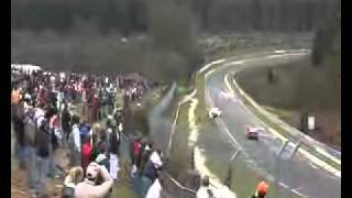 350 Z Nürburgring Crash