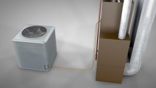 getlinkyoutube.com-How Does a Central Air Conditioner Work? — HVAC Repair & Troubleshooting Tips