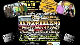3º Encontro Anual dos KM RODADOS em Casimiro de Abreu-RJ