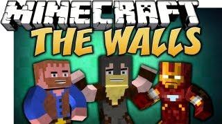 getlinkyoutube.com-Minecraft: THE WALLS   w/ Nitro, Dumb and Dumber